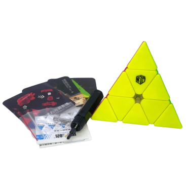QiYi X-Man Pyraminx Magnético