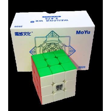MoYu Weilong WR Magnetic 3x3x3