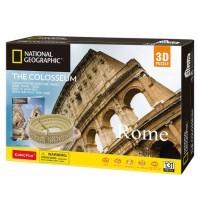 PUZZLE 3D COLISEO DE ROMA NATIONAL GEOGRAPHIC