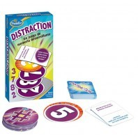 JEU DE CARTES DE DISTRACTION