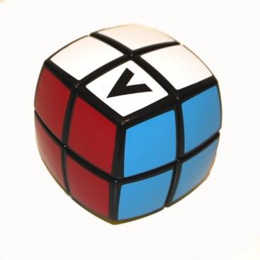 V-Cube 2b Pillow. Base Negra. Cubo 2x2 Vcube.