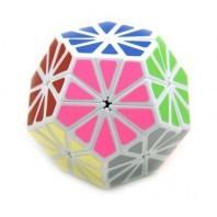 Pyraminx Crystal Magic Minx. White Base
