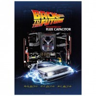 PUZZLE POWERED BY FLUX CAPACITOR BACK TO THE FUTURE 1000 PCS