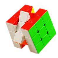 YJ GuanLong 3x3 Cubo Mágico Stickerless