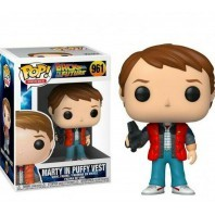 FIGURA FUNKO POP BACK TO THE FUTURE DOC WITH HELMET