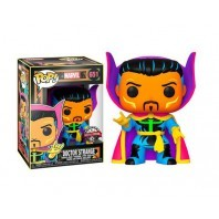 FIGURA FUNKO POP MARVEL BLACK LIGHT DR.STRANGE
