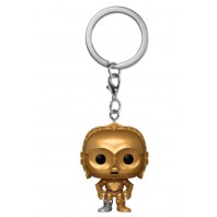LLAVERO POCKET POP STAR WARS C-3PO