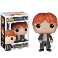 FIGURA FUNKO POP HARRY POTTER RON ON BROOM