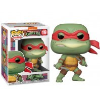FUNKO POP FIGURE NINJA TURTLES RAPHAEL
