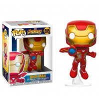 FUNKO POP MARVEL LOS 4 FANTÁSTICOS HUMAN TORCH