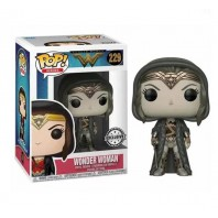 FUNKO POP DC COMICS WONDER WOMAN 1984 WOMAN FLYING