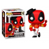 FIGURA FUNKO POP MARVEL DEADPOOL 30TH FLAMENCO