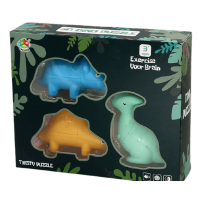 FANXIN LITTLE DINOSAURS 2x3x3 CUBE PUZZLE 1