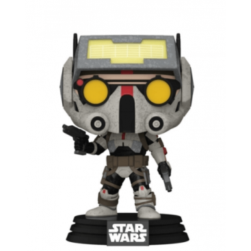 FIGURA FUNKO POP STAR WARS THE MANDALORIAN CHILD WITH CANISTER