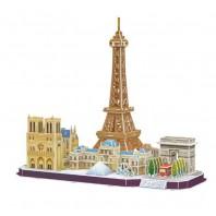 LONDON CITY LINE 3D PUZZLE