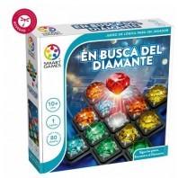 EN BUSCA DEL DIAMANTE - JUEGO DE MESA- SMART GAMES