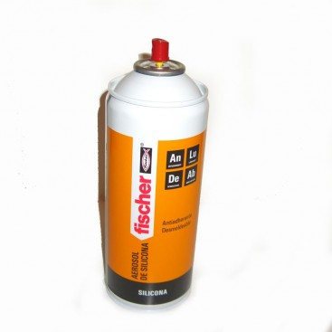 Fischer Spray. Silicone Spray for cubes lubrication