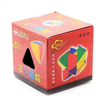 ShengShou Mastermorphix Pyramorphix Stickerless