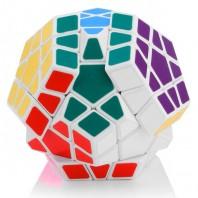 ShengShou Megaminx 12x12 Magic Minx. White Base