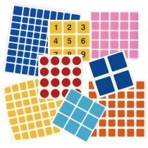 Stickers Cúbicos