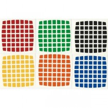 7x7 Stickers