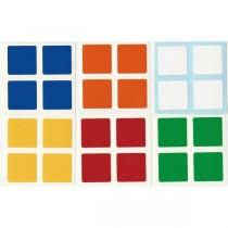 2x2 Sticker