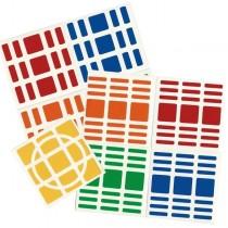 Sticker Cuboide