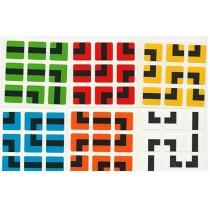 Laberinto Colores