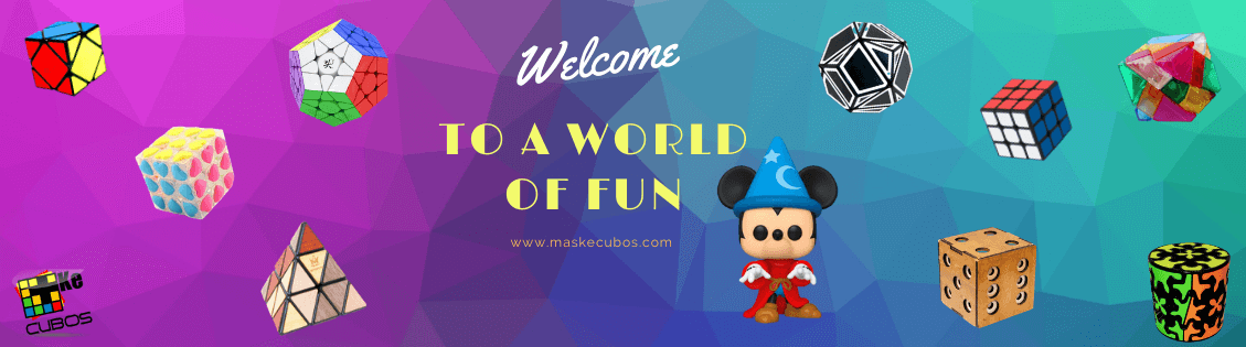 Welcome…To a world of fun
