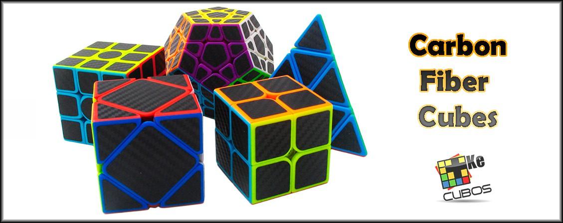 Comprar os melhores cubos mágicos de fibra de carbono nas MasKeCubos loja
