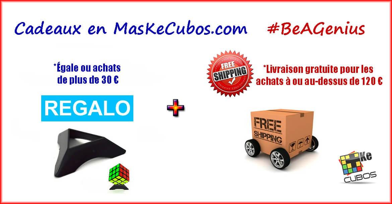En Maskecubos la tienda online para comprar tus cubos de Rubik, Dayan, Qiyi y más.