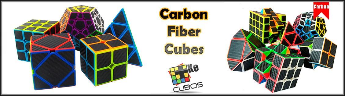 Acquistare i migliori cubi magici di fibra di carbonio nelle MasKeCubos negozio