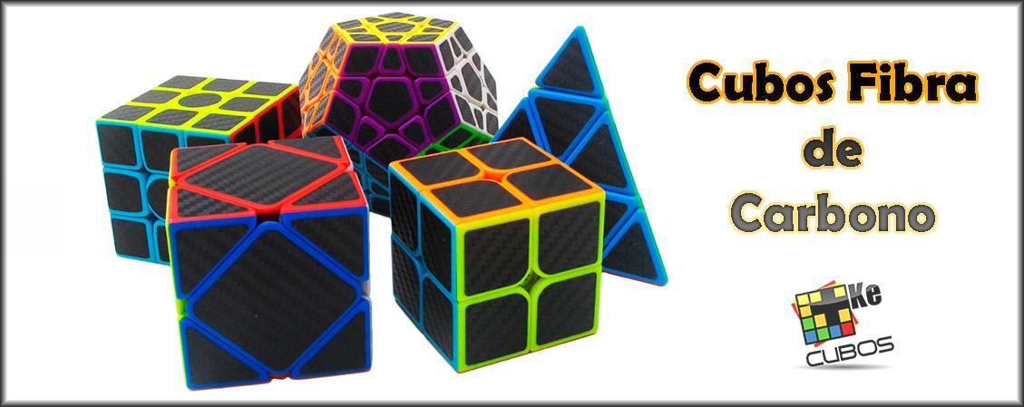 Compra los mejores cubos mágicos de fibra de carbono en la tienda MasKeCubos