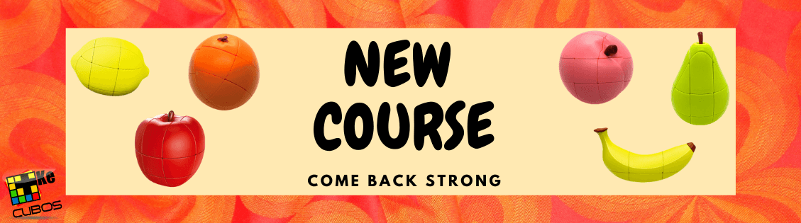NEW COURSE, COME BACK STRONG