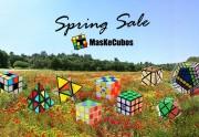 Reduçãos da Primavera MasKeCubos